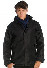 B & C Men's Heavy Weight Jacket - JM9710 - Artikel 452.42