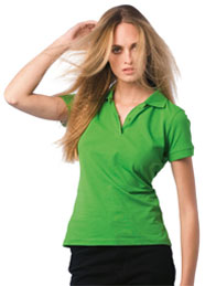 Safran Ladies Polo B & C Safran Pure Women - Artikel 526.42